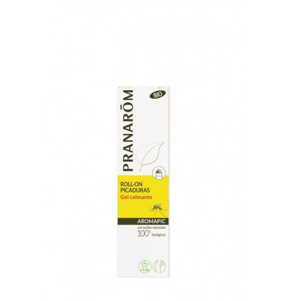 Pranarôm Aromapic roll-on picaduras gel calmante15 ml