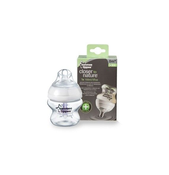 Tommee Tippee Biberón anticolic plus 150ml
