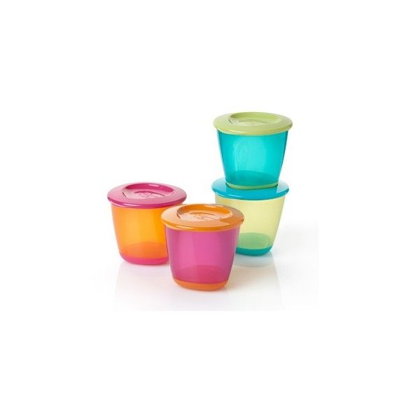 Tommee Tippee potitos con tapa 2u