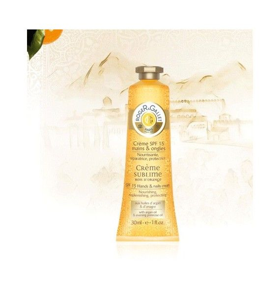 Bois d' Orange crema manos sublime 30 ml