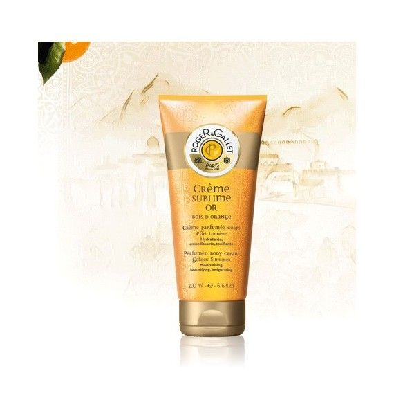 Bois d' Orange crema corporal Sublime Or 200 ml