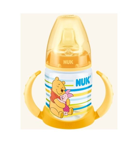 Nuk Biberón entrena First choice disney 150ml