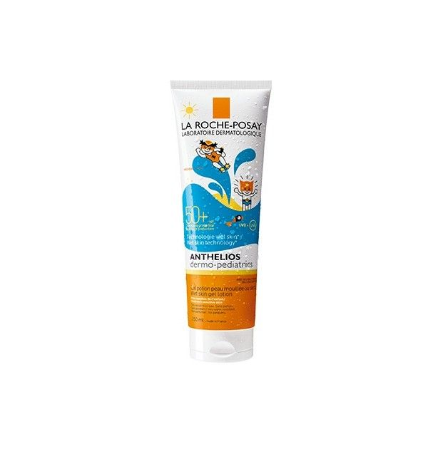 Anthelios dermopediatrics SPF 50 + gel wet skin 250 ml