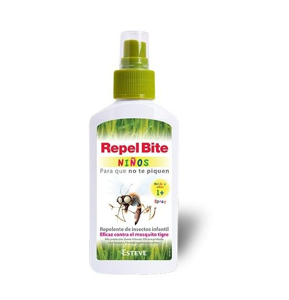 Repel bite niños repelente 100 ml