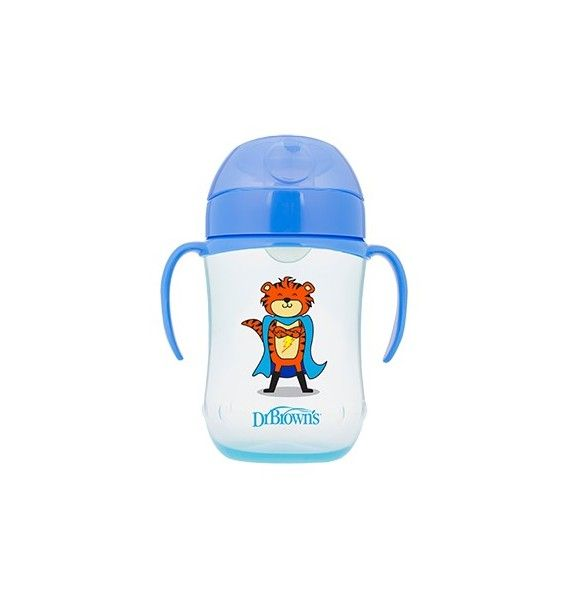 Dr.Brown's taza educativa +9 meses 270 ml
