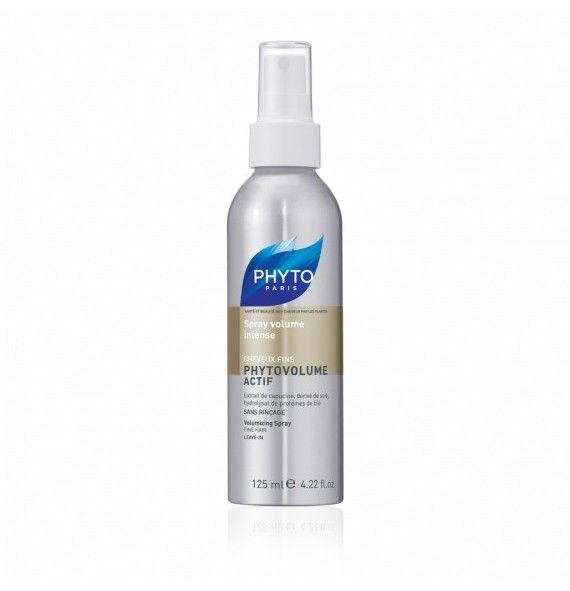 Phytovolume actif spray volumen intenso 125 ml