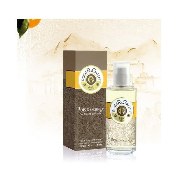 Bois d' Orange agua fresca perfumada 100 ml