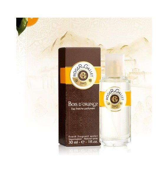 Bois d' Orange agua fresca perfumada 30 ml